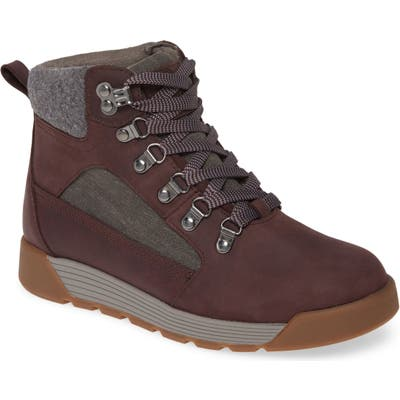 Kodiak Fundy Waterproof Hiking Boot, Burgundy