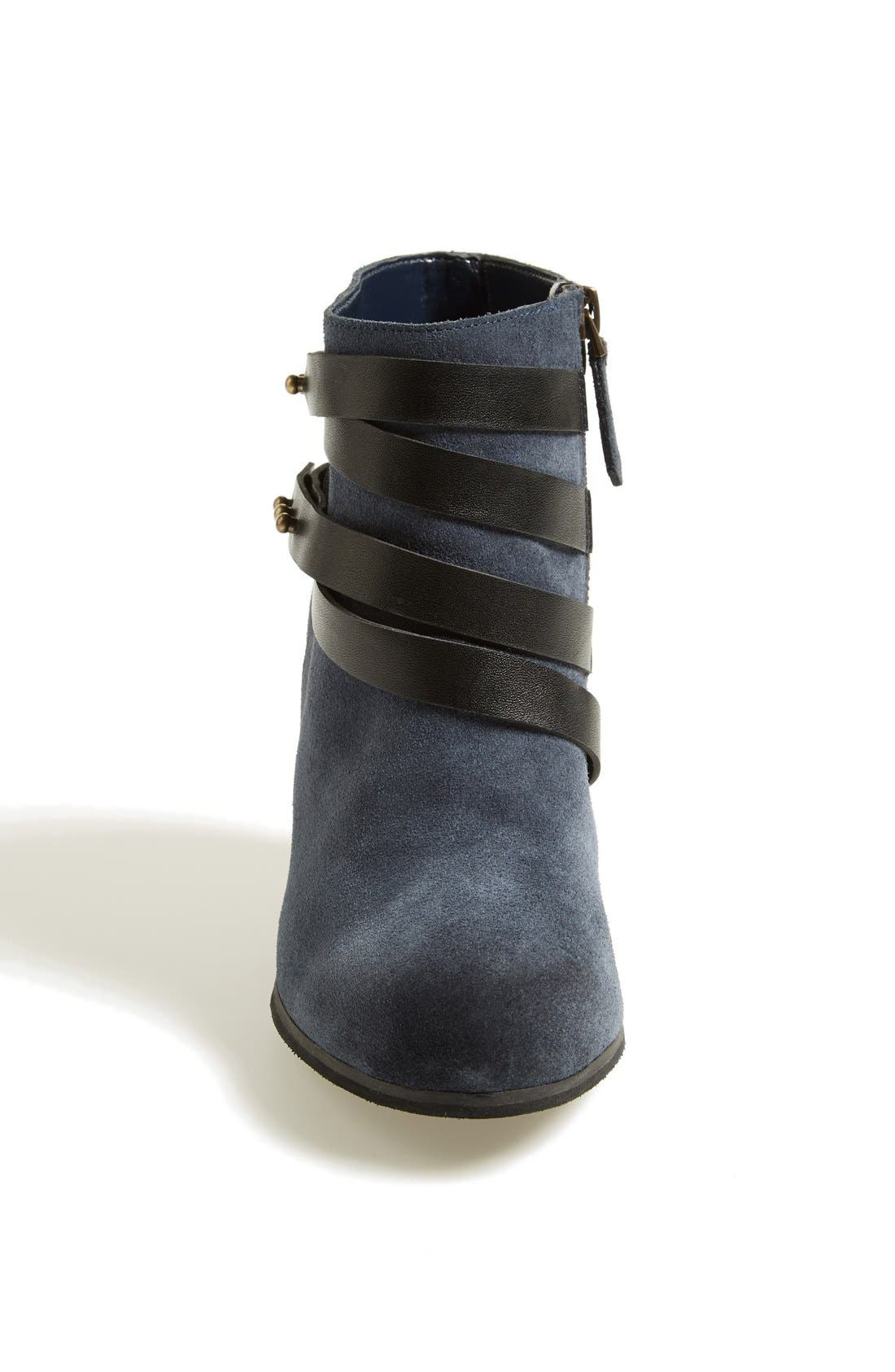 ,                             'Train' Wrap Belted Bootie,                             Alternate thumbnail 34, color,                             428