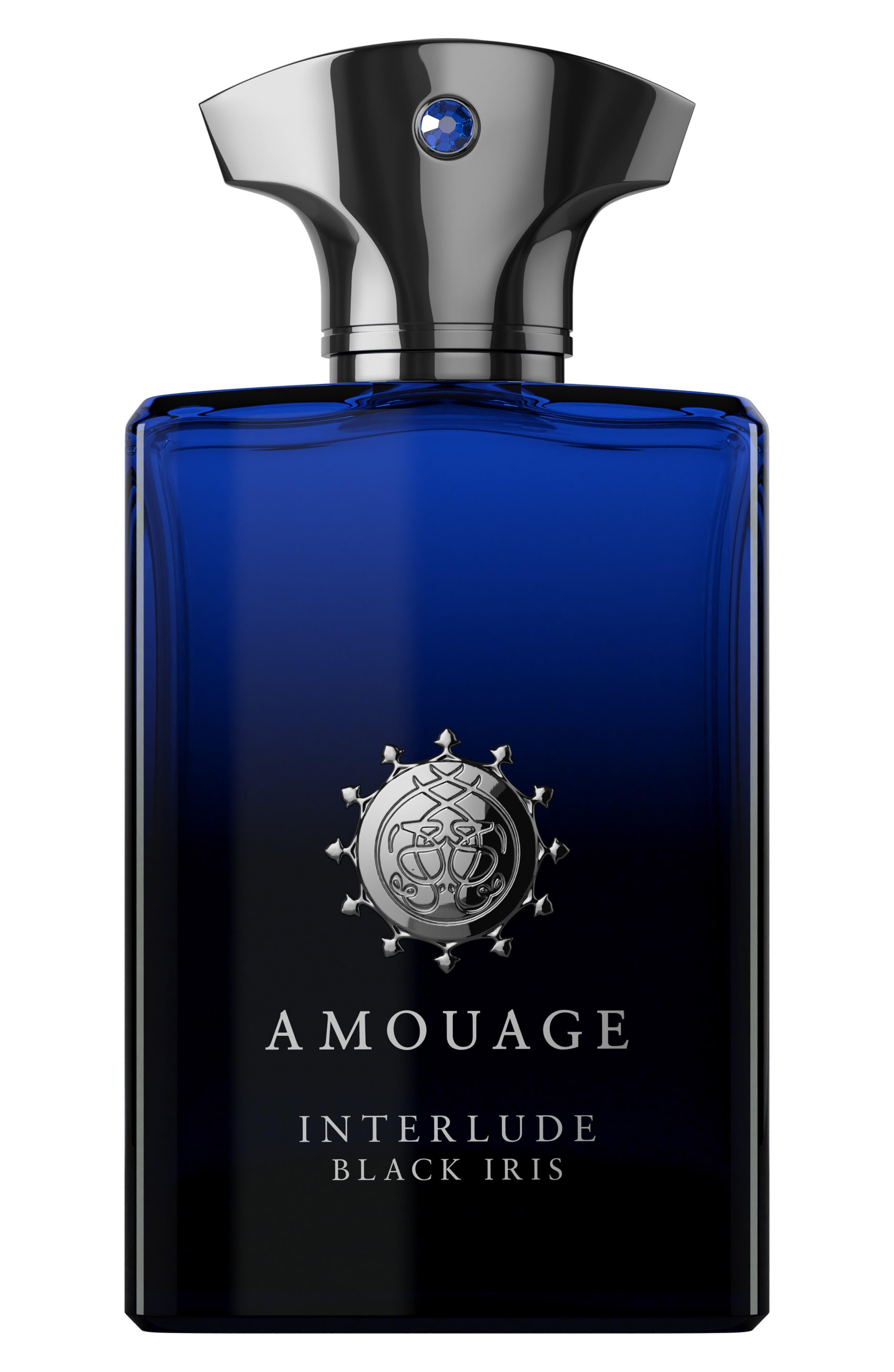 Interlude Black Iris Man Eau De Parfum