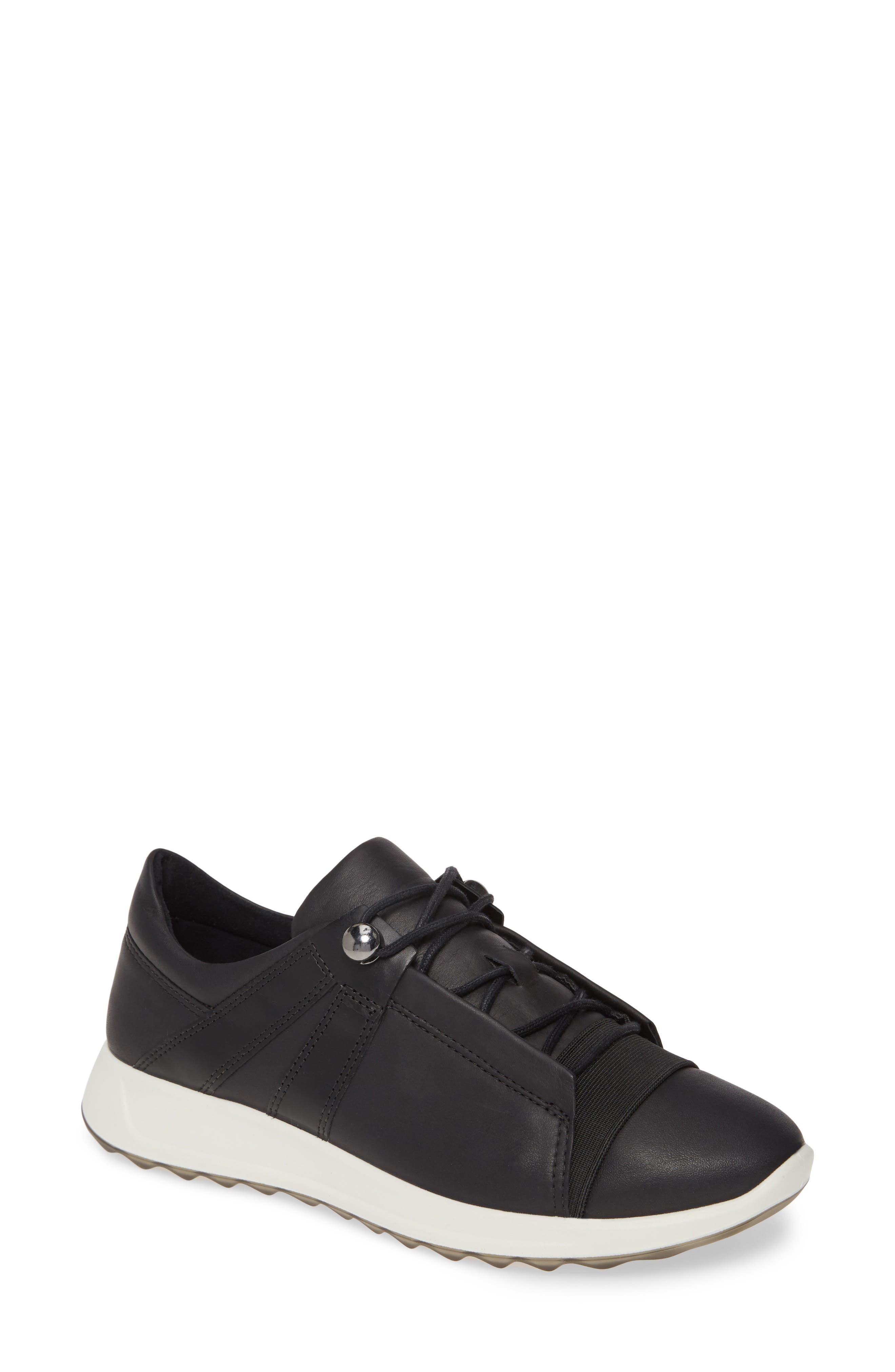 Ecco Flexure Runner Ii Sneaker, Black