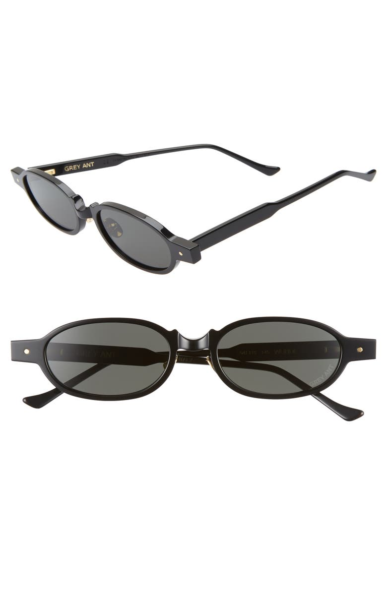 GREY ANT Wurde 54mm Sunglasses, Main, color, 001