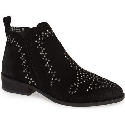 Sbicca Kasara Studded Ankle Bootie, Black