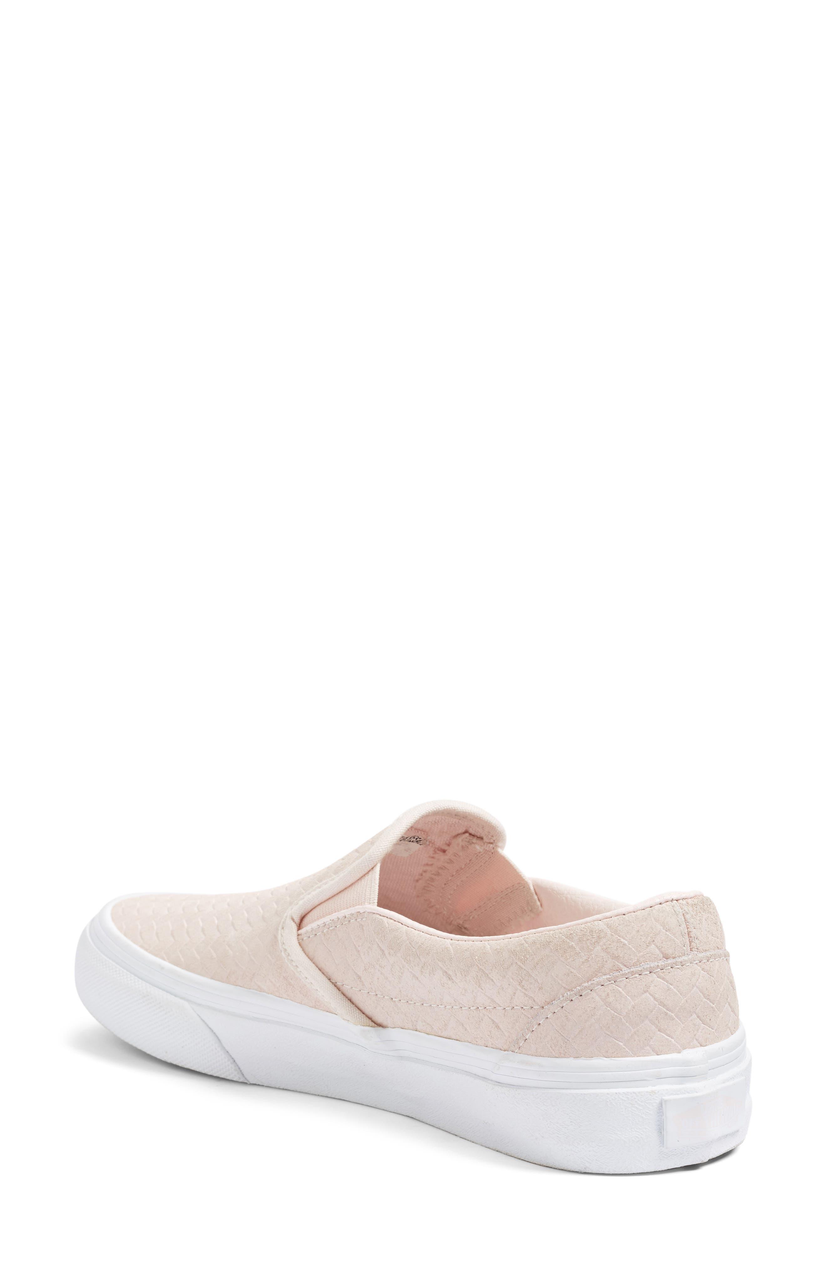 ,                             Classic Slip-On Sneaker,                             Alternate thumbnail 434, color,                             661