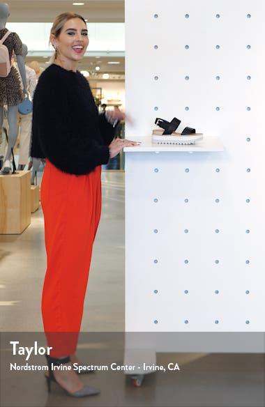 Moxie Platform Wedge Sandal, sales video thumbnail