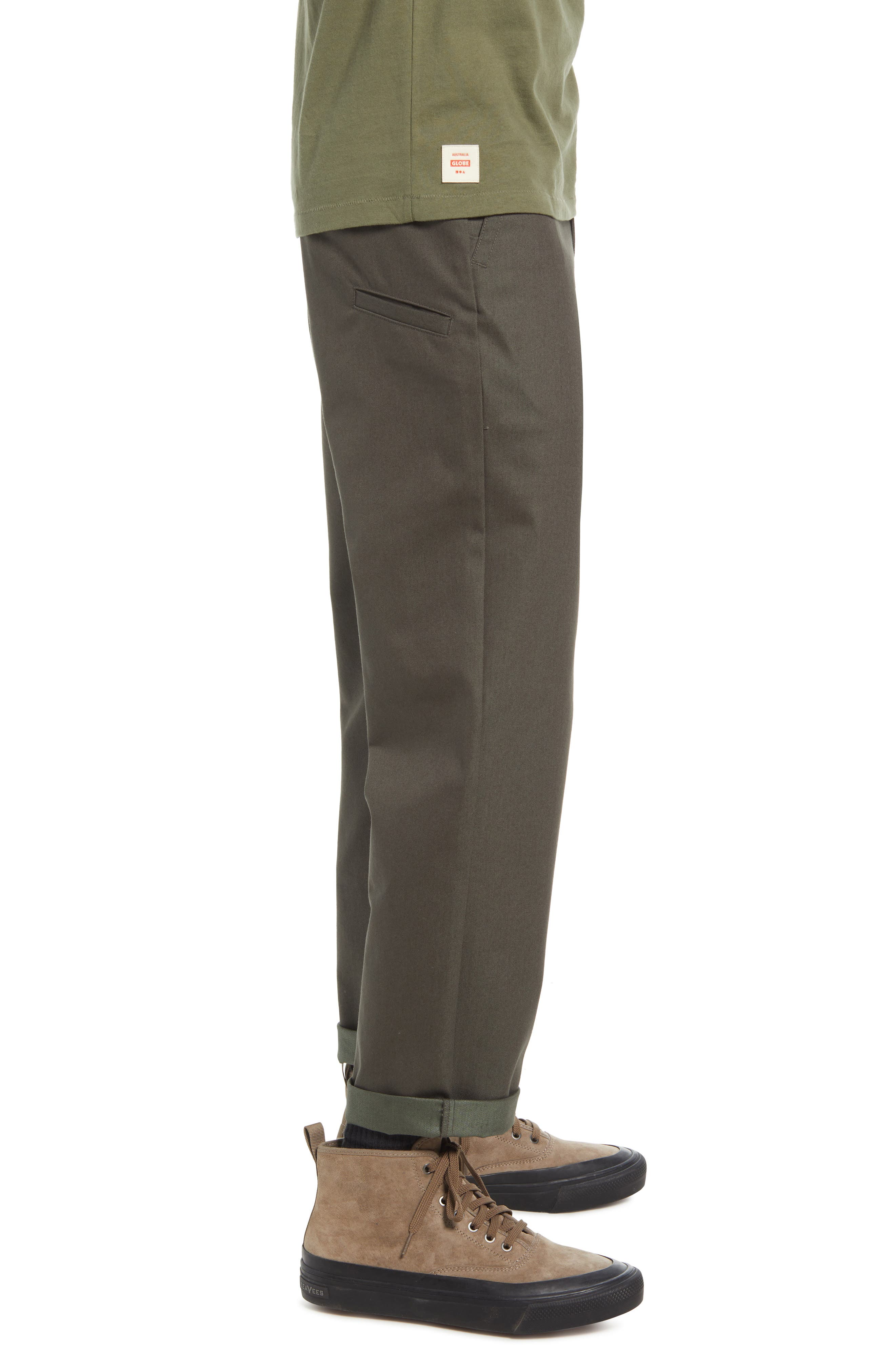 Foundation Organic Cotton Blend Pants