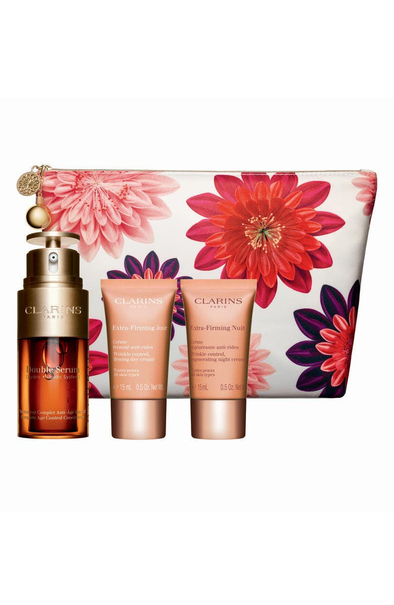 CLARINS Extra Firm Double Serum Set, Main, color, 000