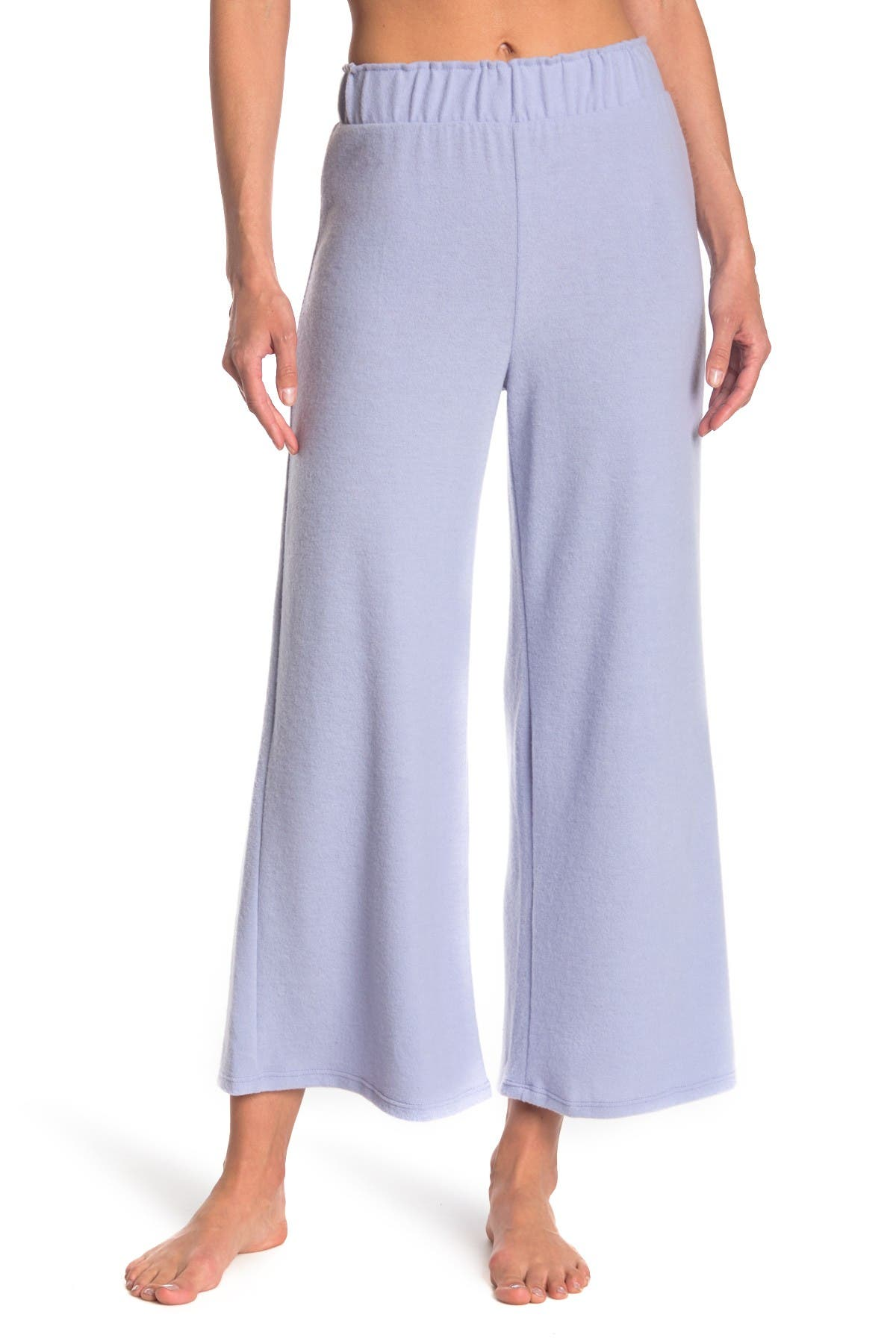 Image of Socialite Brushed Wide Leg Pants