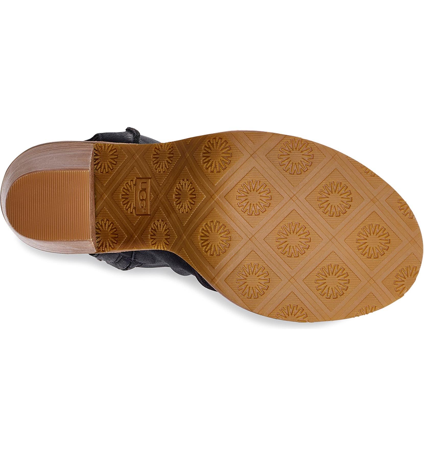 c6e666c9274 UGG® Valencia Peep Toe Bootie (Women) | Nordstrom