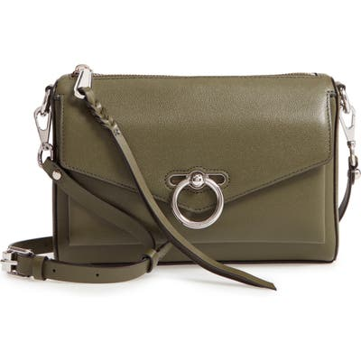 Rebecca Minkoff Jean MAC Convertible Crossbody Bag - Green