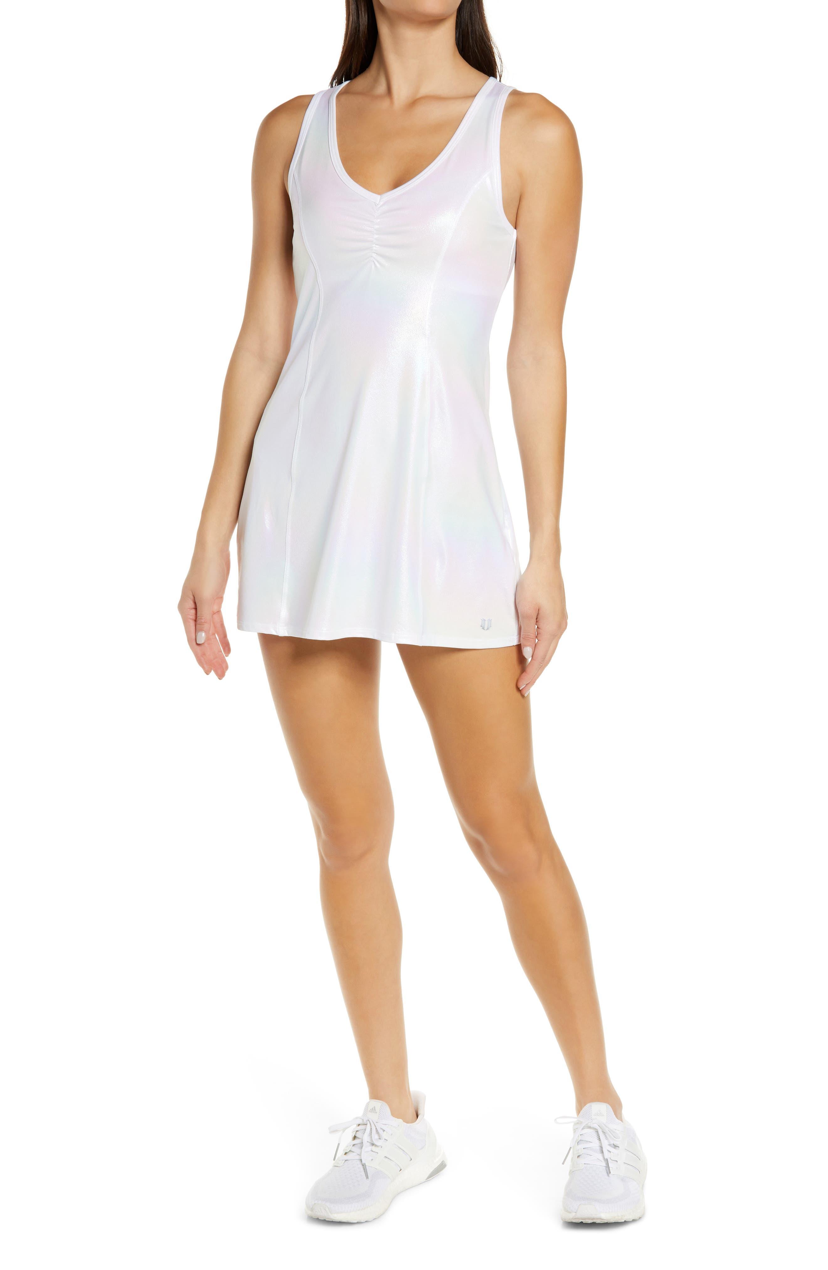 Starr Ruched Tennis Dress