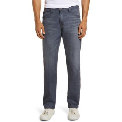 Ag Everett Slim Straight Leg Jeans, Grey