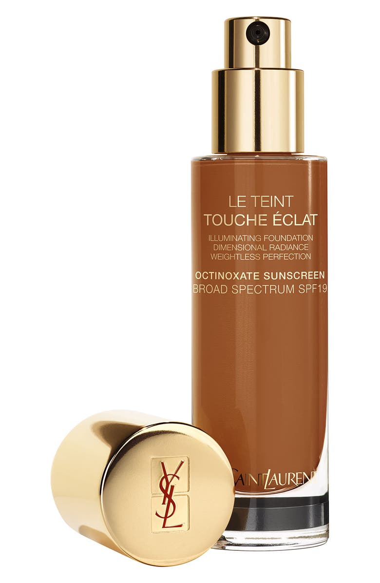 YVES SAINT LAURENT 'Touche Éclat Le Teint' Foundation SPF19, Main, color, 250