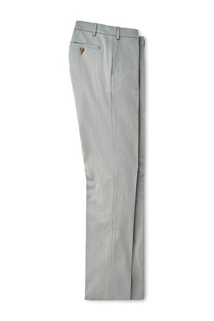 Image of Peter Millar Villa Flat Front Trousers