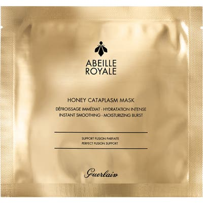 Guerlain Set Of 4 Abeille Royale Honey Sheet Mask