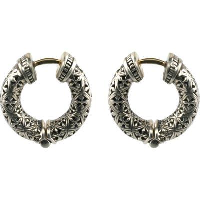 Konstantino Classics Hoop Earrings