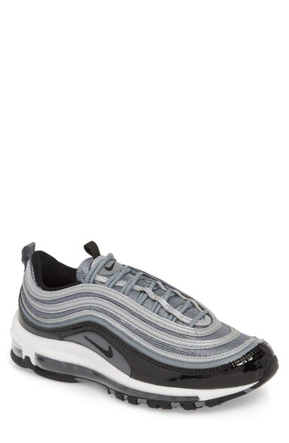 Air Max 97 Sneaker In Black White Anthracite