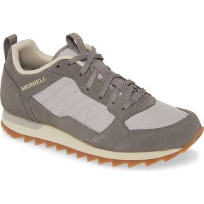 Merrell Alpine Sneaker- Grey