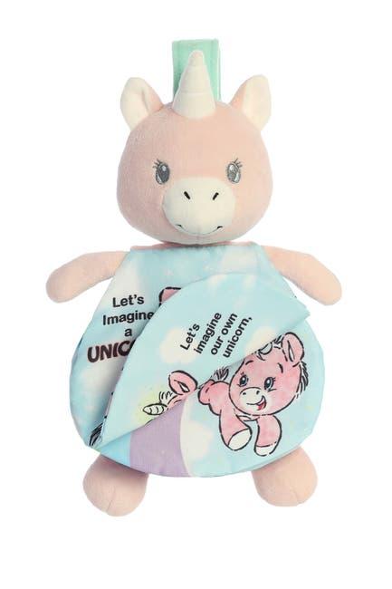 """Image of Aurora World Toys 9"""" Story Pals Imagine Unicorn"""