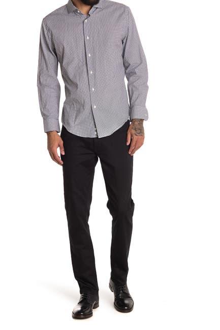 Image of Perry Ellis Slim Knit 5-Pocket Pants