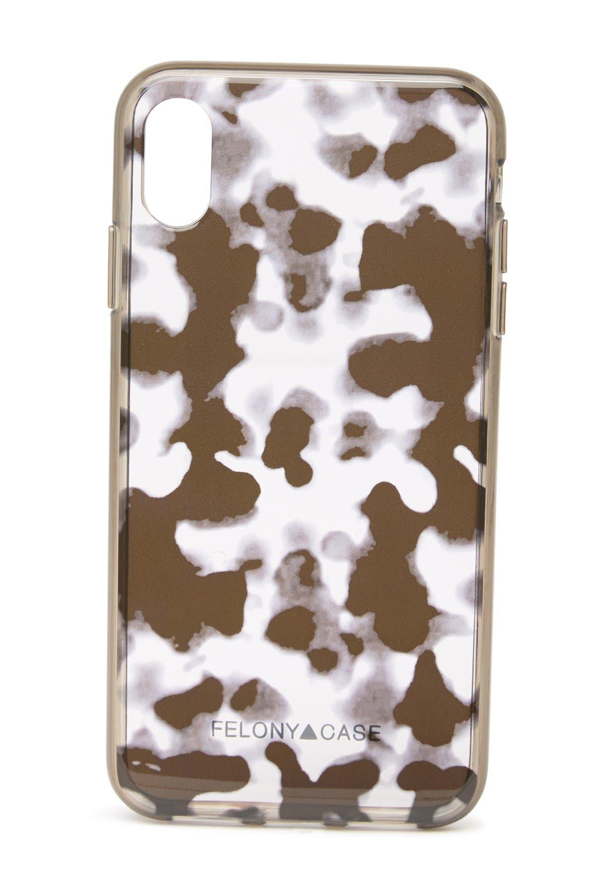 FELONY CASE Ivory Tortoise iPhone 11 Max Case