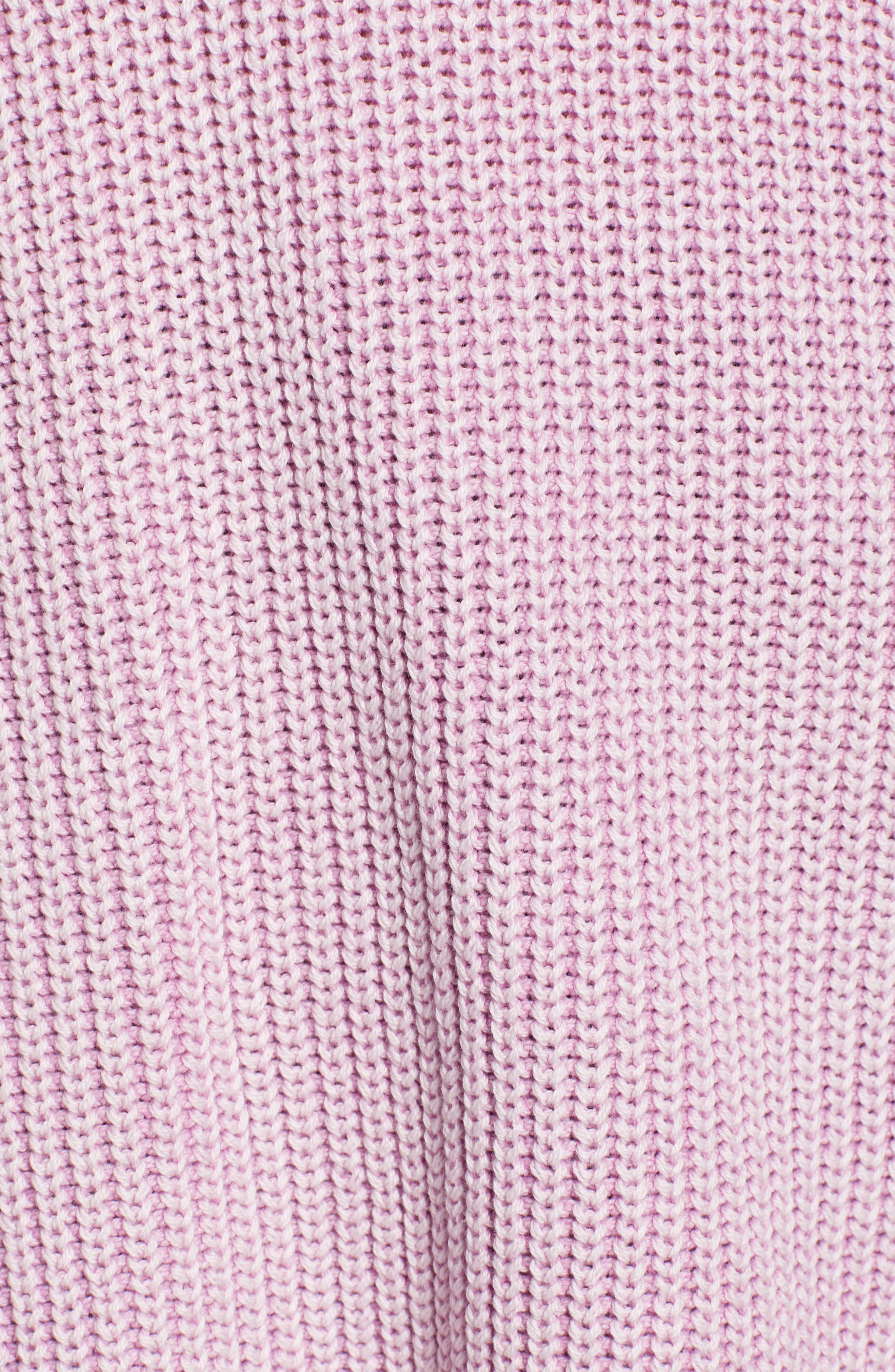 ,                             Tie Back Tunic Sweater,                             Alternate thumbnail 35, color,                             650