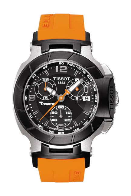 Image of Tissot Women's T-Race Chronograph Watch, 36mm