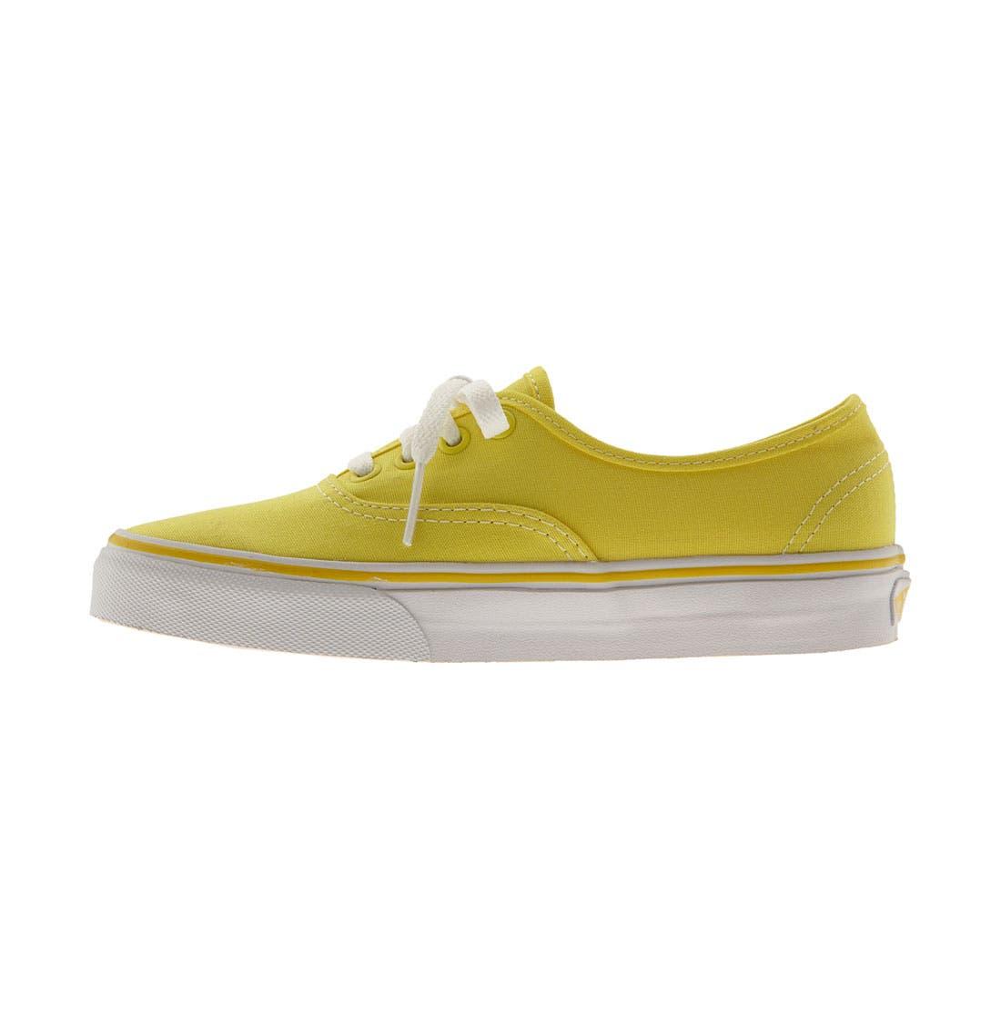 ,                             'Authentic' Sneaker,                             Alternate thumbnail 701, color,                             702