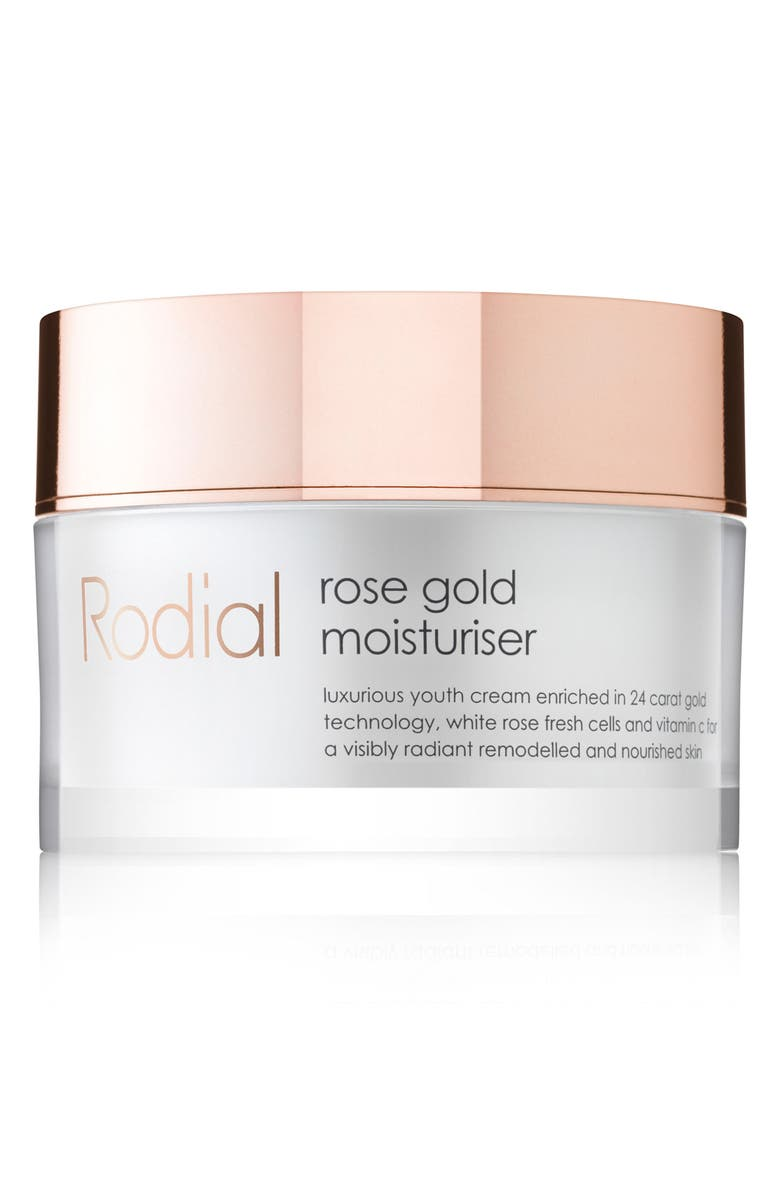 RODIAL SPACE.NK.apothecary Rodial Rose Gold Moisturizer, Main, color, NO COLOR