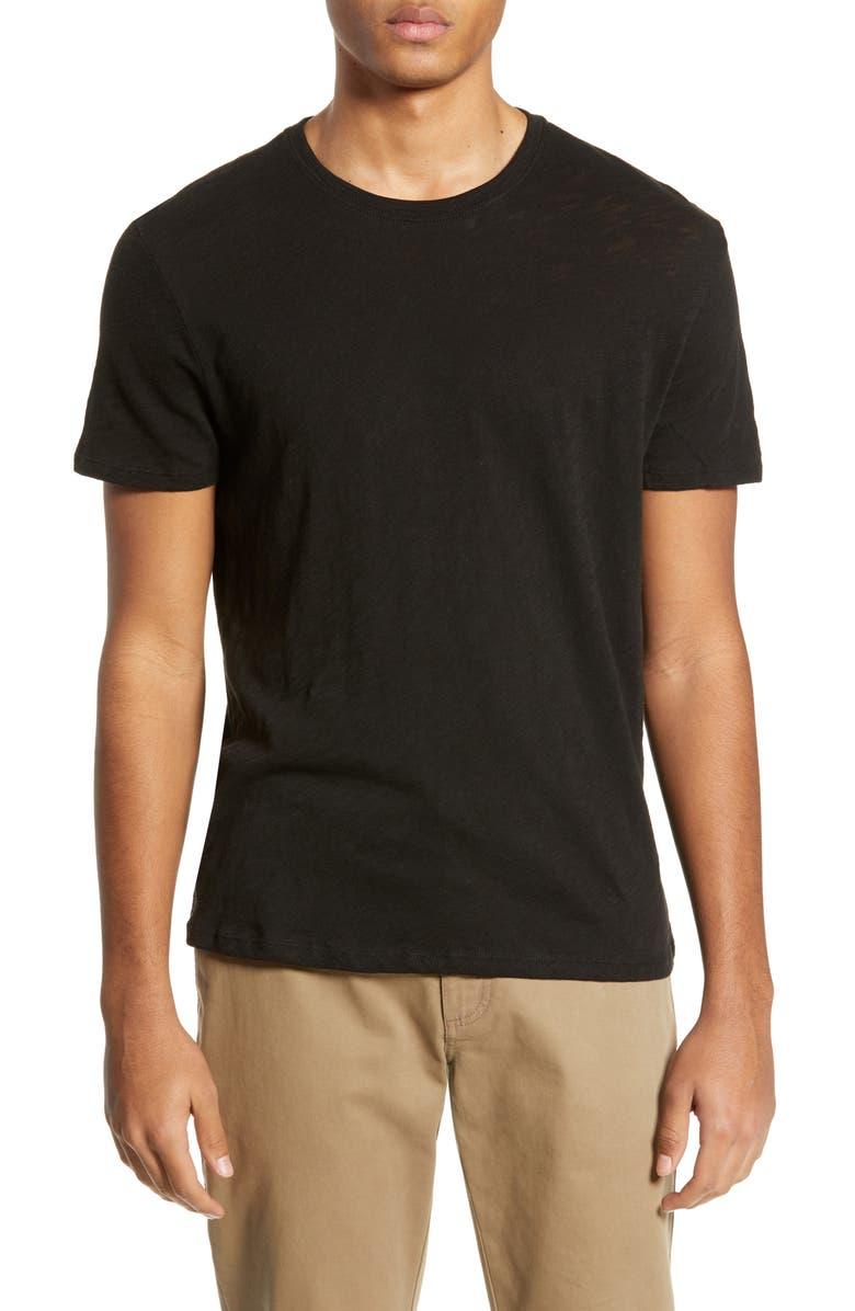 ATM ANTHONY THOMAS MELILLO Crewneck T-Shirt, Main, color, 002
