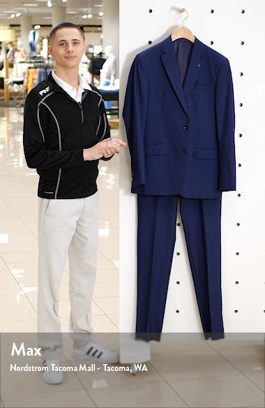 Jay Trim Fit Suit, sales video thumbnail