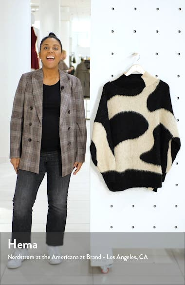 Swirl Pattern Sweater, sales video thumbnail