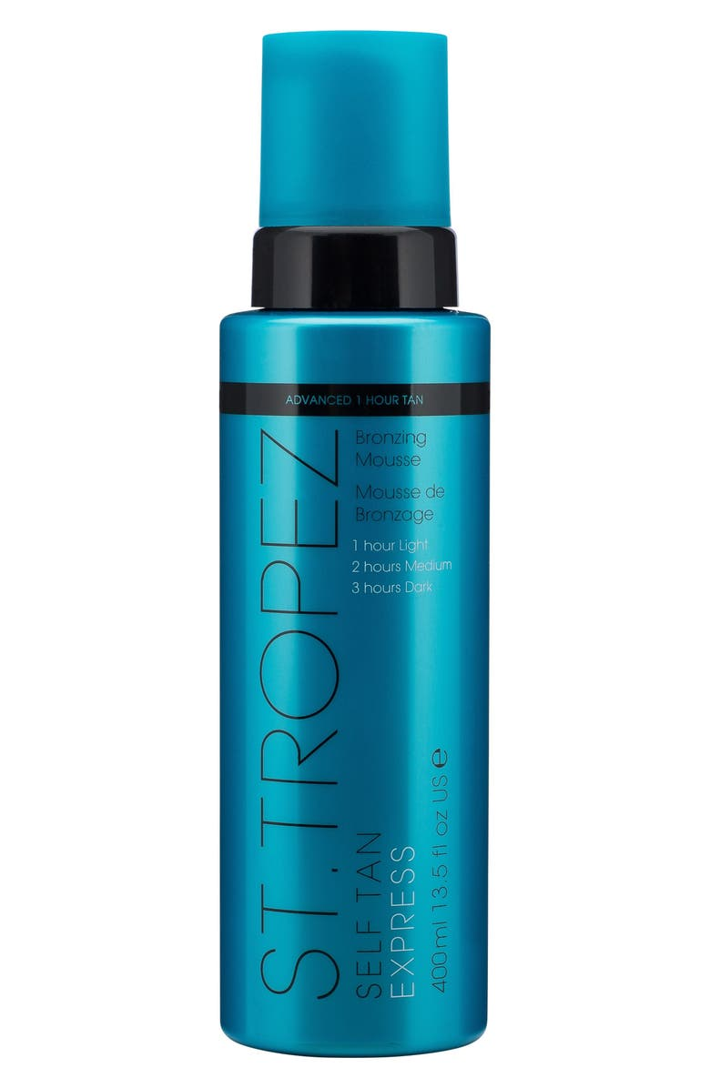 ST. TROPEZ Jumbo Self Tan Express Bronzing Mousse, Main, color, 000