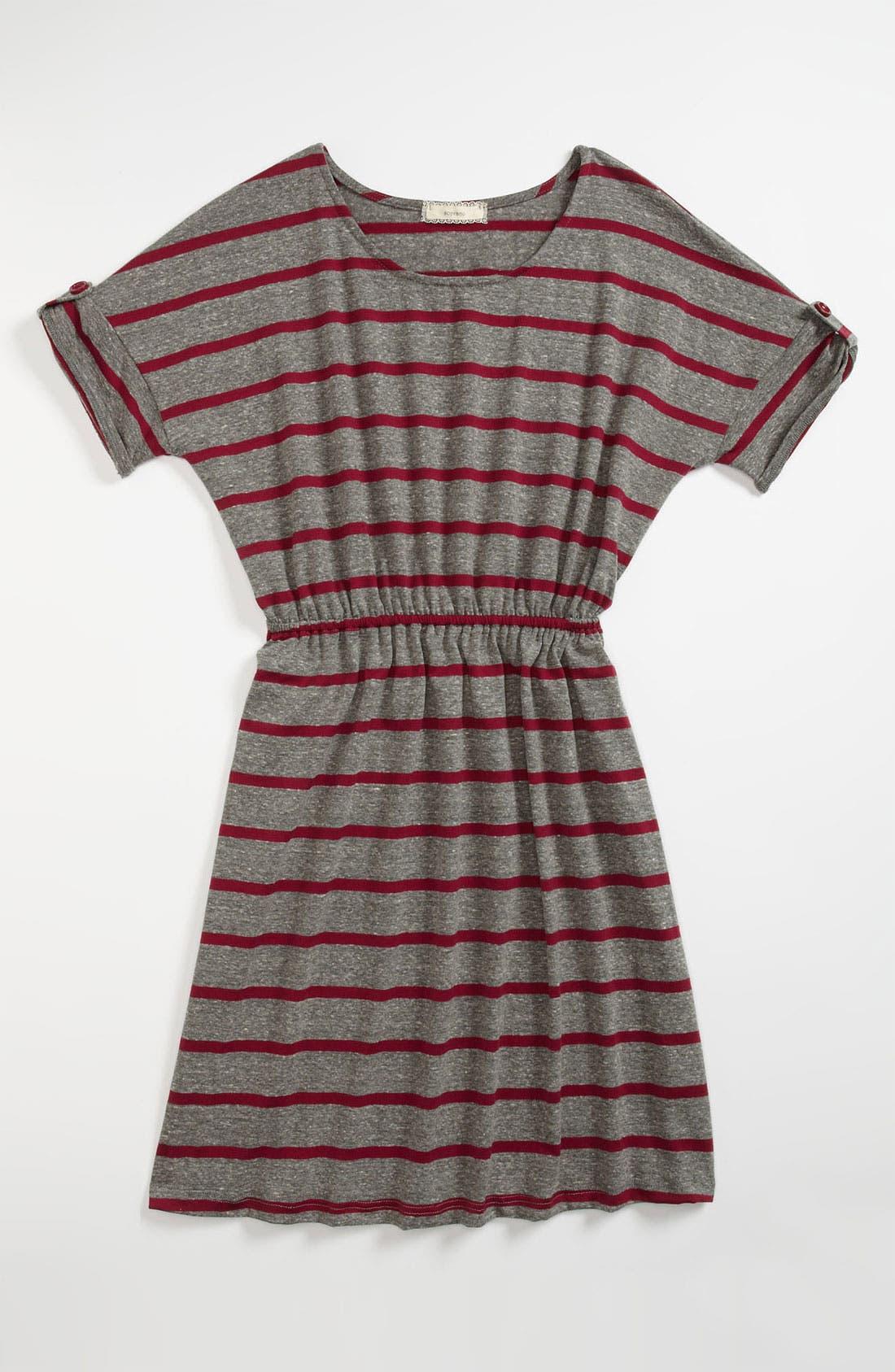 ,                             Stripe Dress,                             Main thumbnail 2, color,                             650