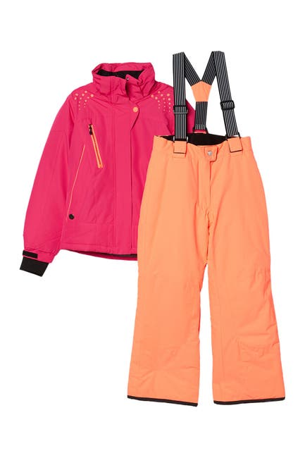 Image of NOIZE Justine Insulated Snow Jacket & Pants Set