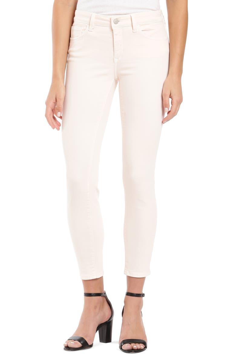 MAVI JEANS Adriana Ankle Skinny Jeans, Main, color, 650