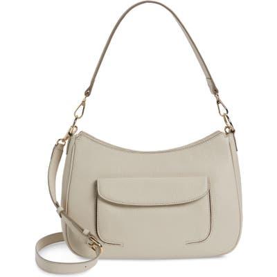 Nordstrom Finn Leather Hobo Bag -