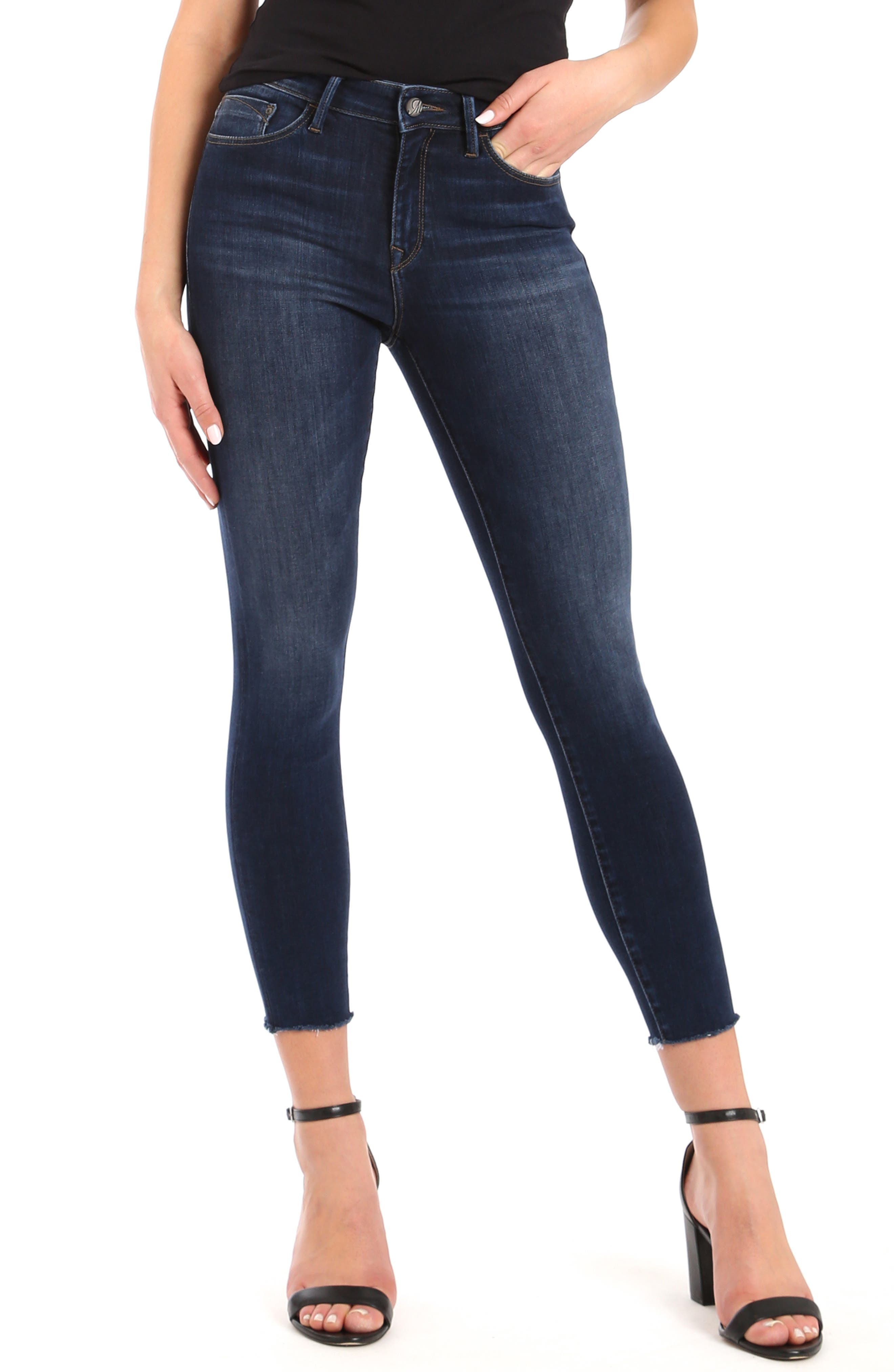 Alissa Ankle Jeans