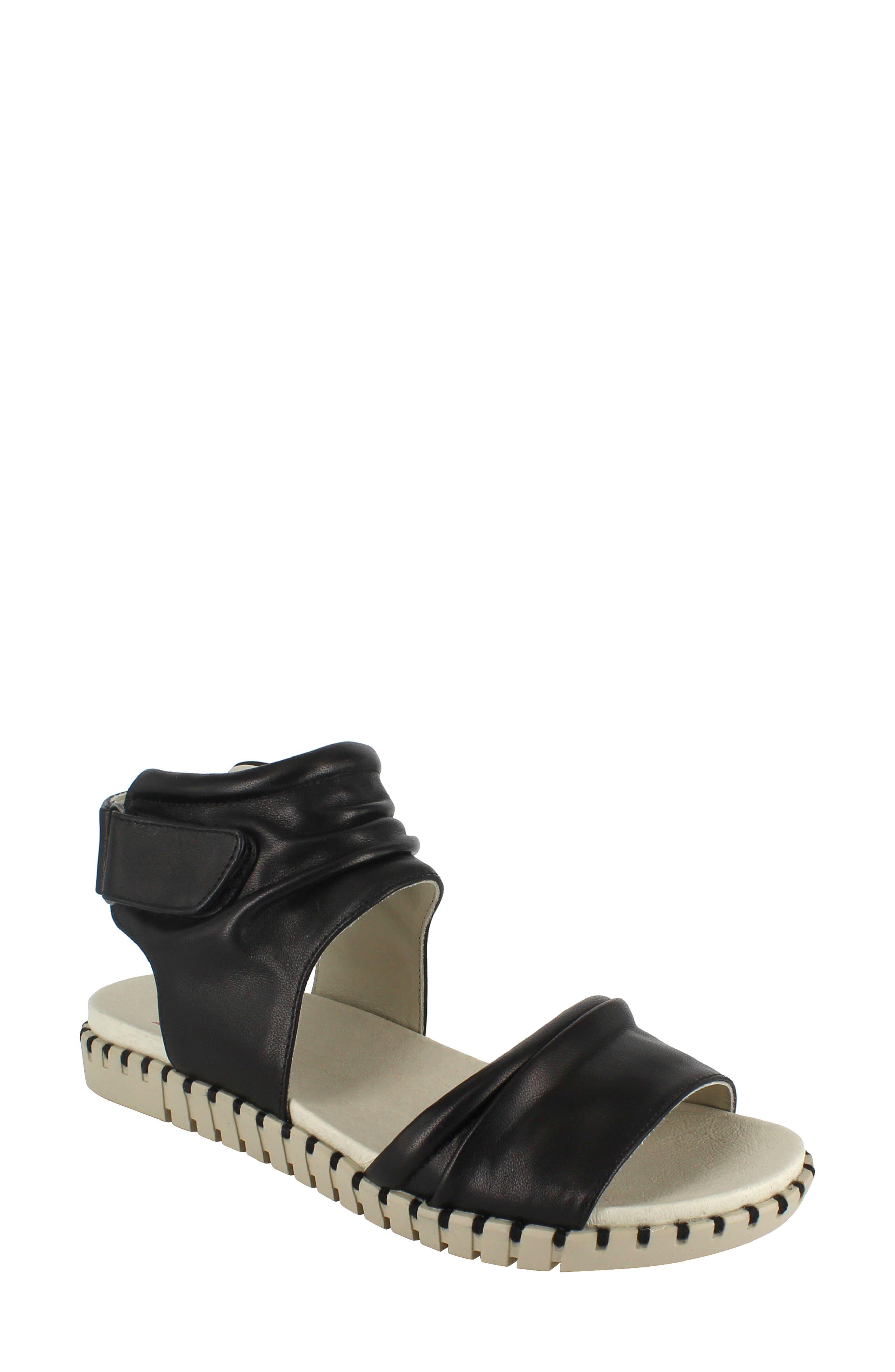 National Comfort Orlie Ankle Strap Sandal (Women)