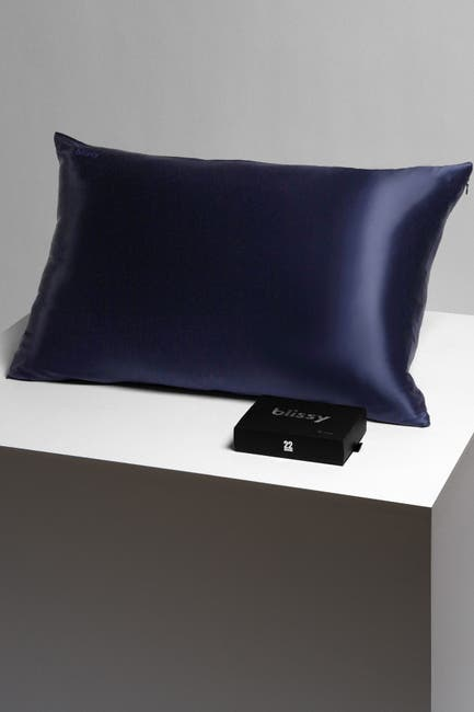 Image of BLISSY Mulberry Silk King Pillowcase