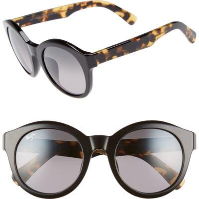 Maui Jim Jasmine 51mm Polarizedplus2 Round Sunglasses -