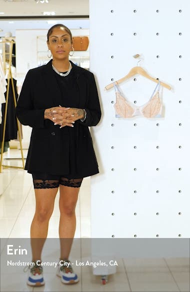 Amie Underwire Demi Bra, sales video thumbnail