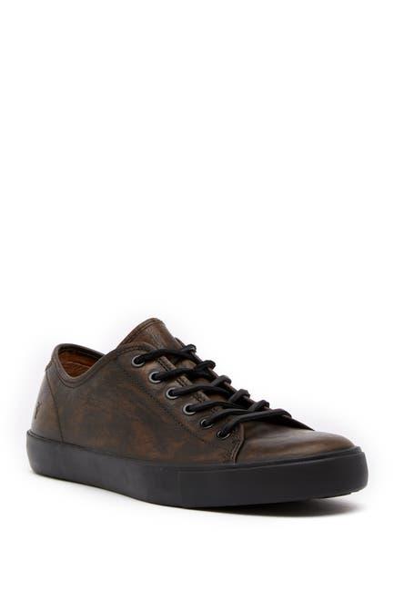 Image of Frye Brett Low Leather Sneaker