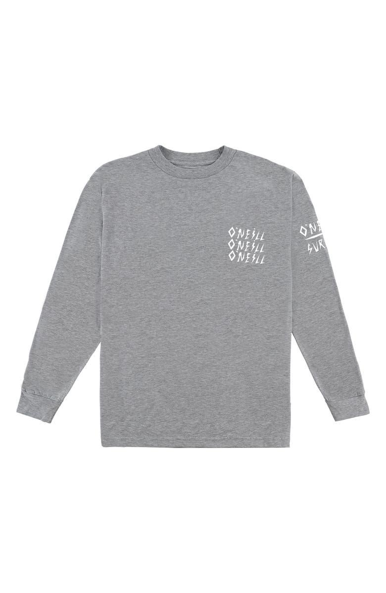 ONeill Rebel Graphic Long Sleeve T Shirt Big Boys