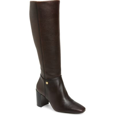 Karl Lagerfeld Paris Ratana Boot- Brown