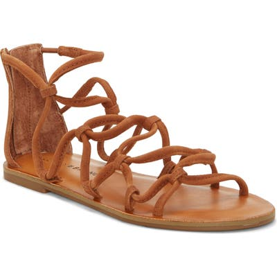 Lucky Brand Anisha Sandal- Brown