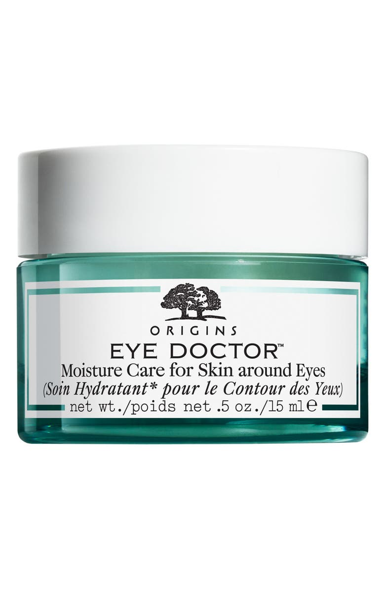 ORIGINS Eye Doctor<sup>®</sup> Moisture Care for Skin Around Eyes, Main, color, NO COLOR