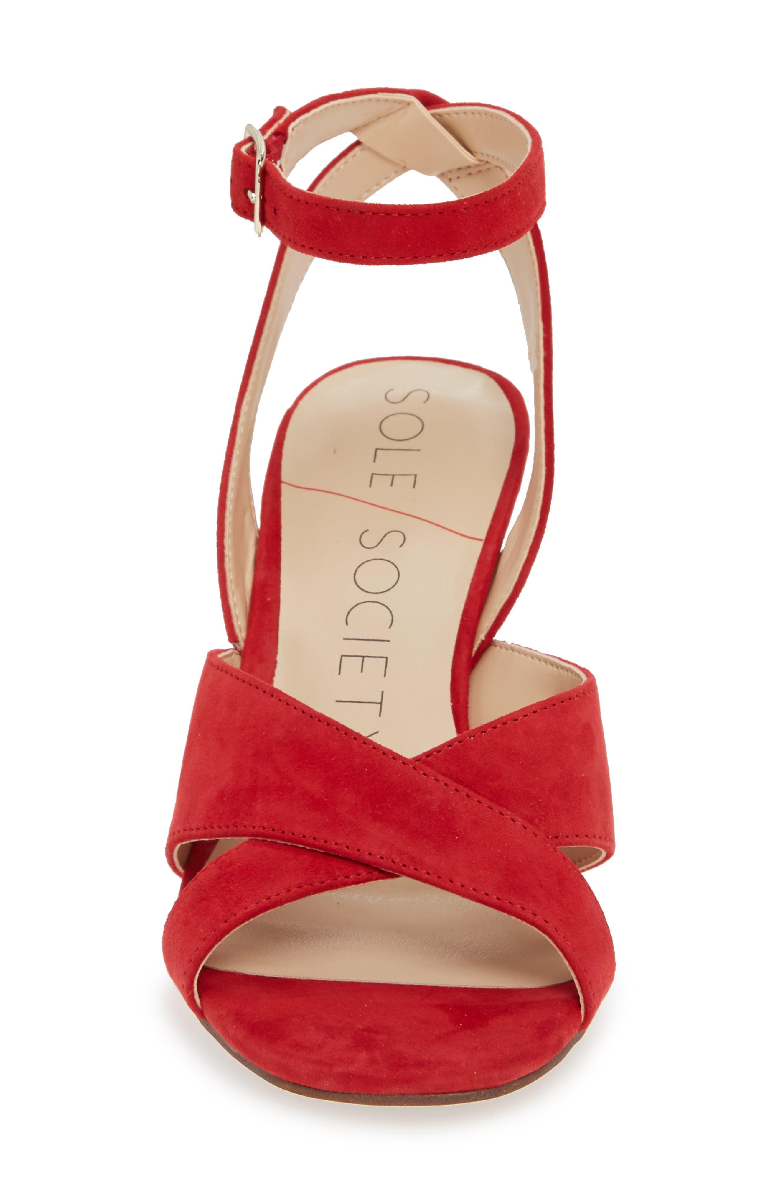 ,                             Cassidea Ankle Strap Sandal,                             Alternate thumbnail 10, color,                             600