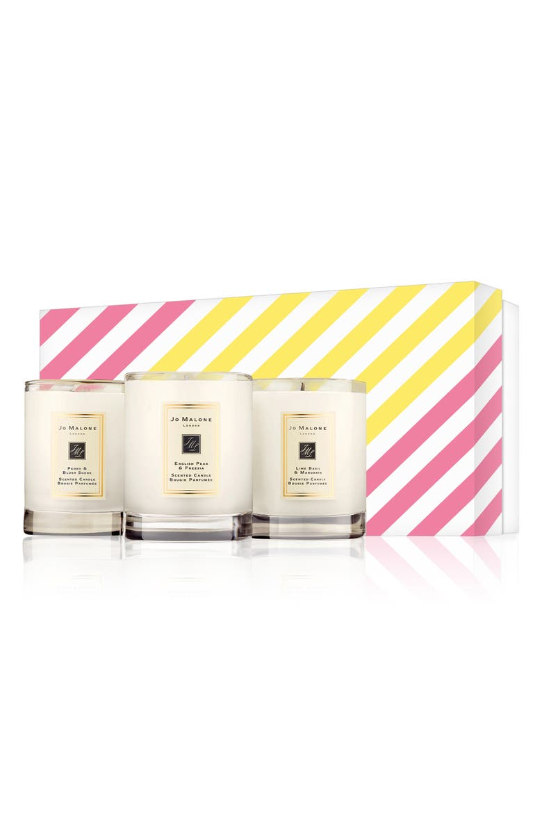 JO MALONE LONDON<SUP>™</SUP> Travel Candle Collection, Main, color, NO COLOR