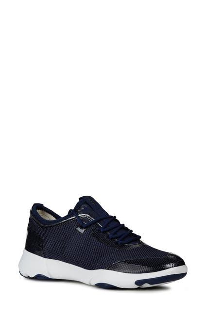 Image of GEOX Nebula Mesh Sneaker