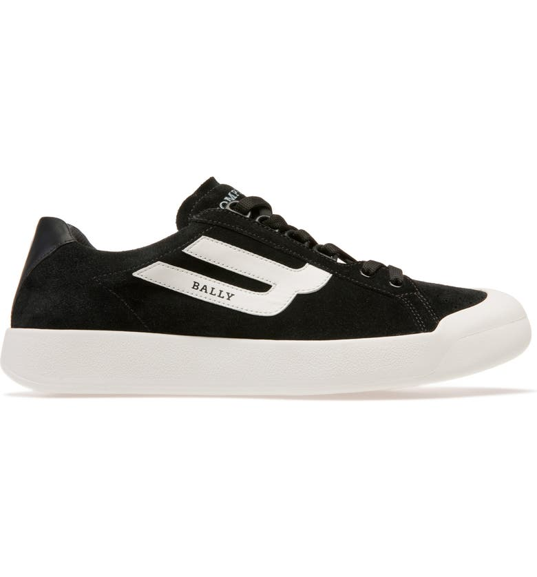 BALLY New Competition Sneaker, Main, color, 001